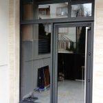 Ulazna aluminijumska vrata