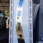 Aluminijumska vrata sa termo prekidom i sigurnosnom bravom